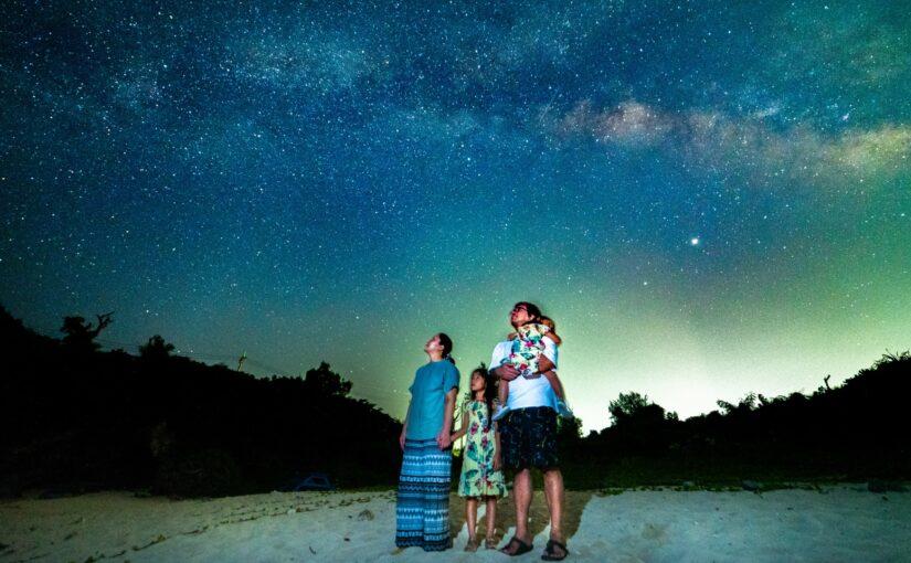 沖縄恩納村で楽しめる星空フォトツアー