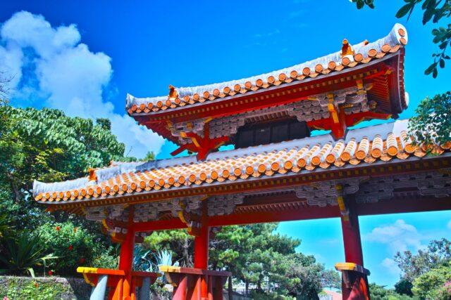 沖縄の観光スポット