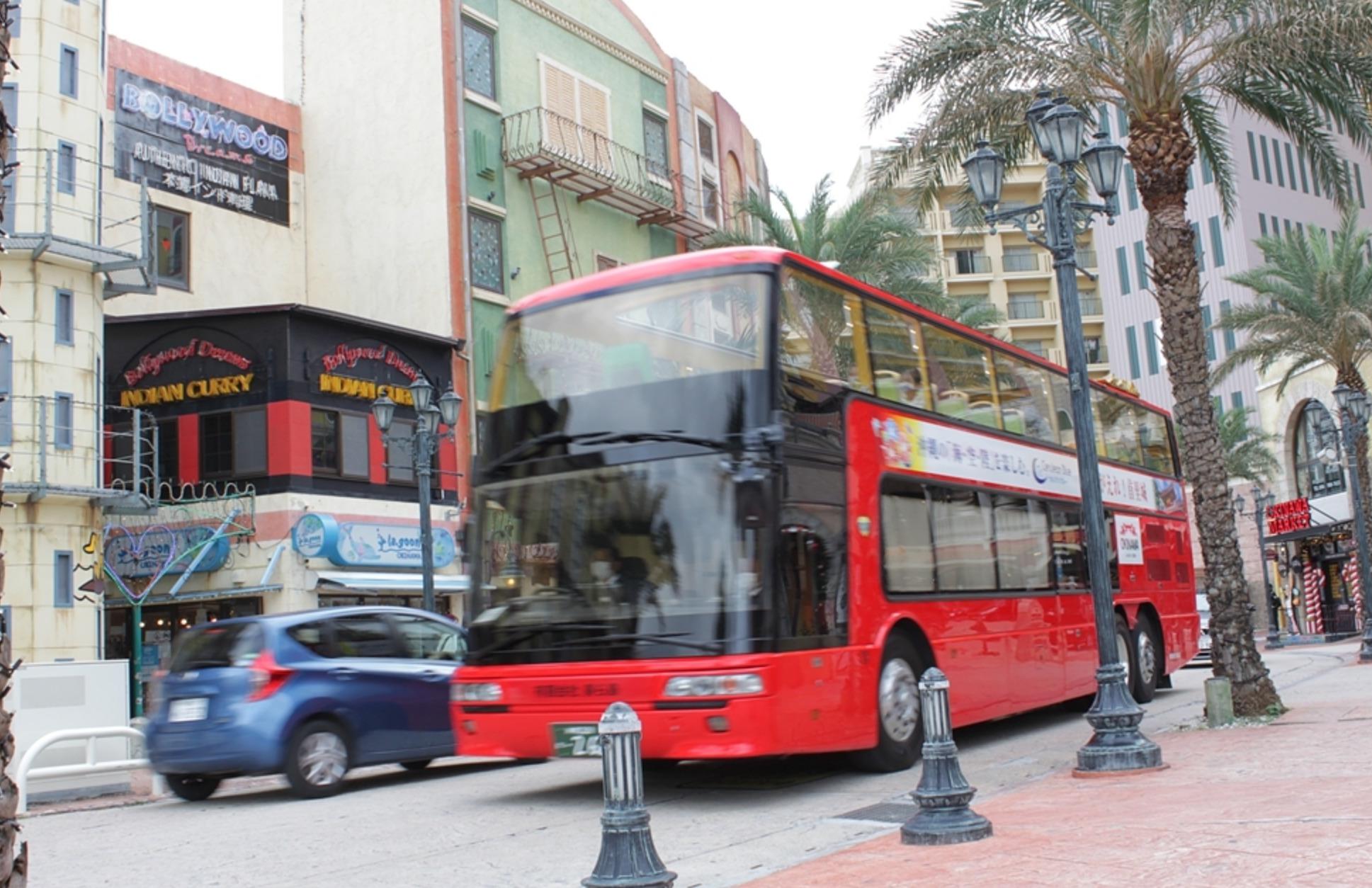 沖縄で楽しめるバスツアー